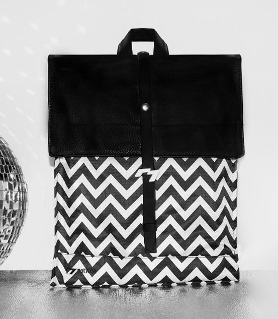 0cef5c2d14f Tip na designový batoh  stylový batoh do města