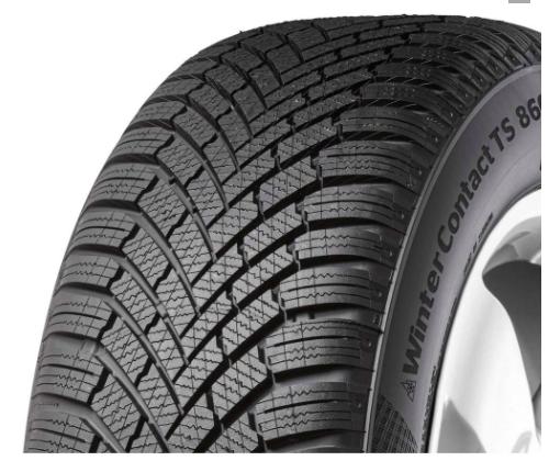 Zimní pneu Continental